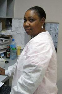 Reanne, Phlebotomist Technician