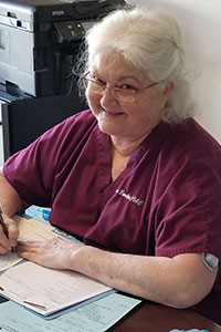 Sharon Lamkin