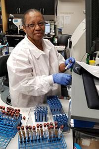 Colleen, Laboratory Technician